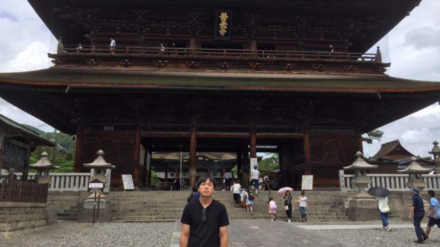 今年は2人、長野の旅。④